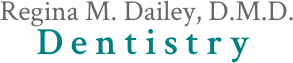 Regina M. Dailey, D.M.D. Dentistry logo